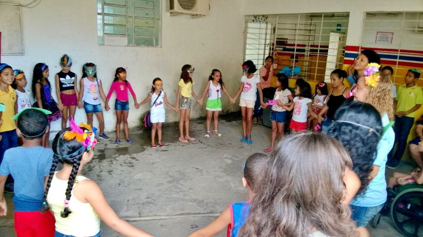 Carnaval nas escolas municipais defende a cultura e o frevopernambucano