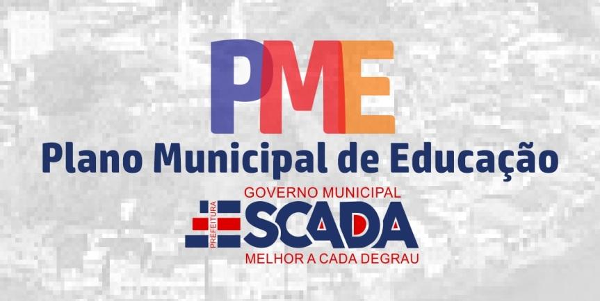 Plano Municipal de Educação já está acessível aosescadenses