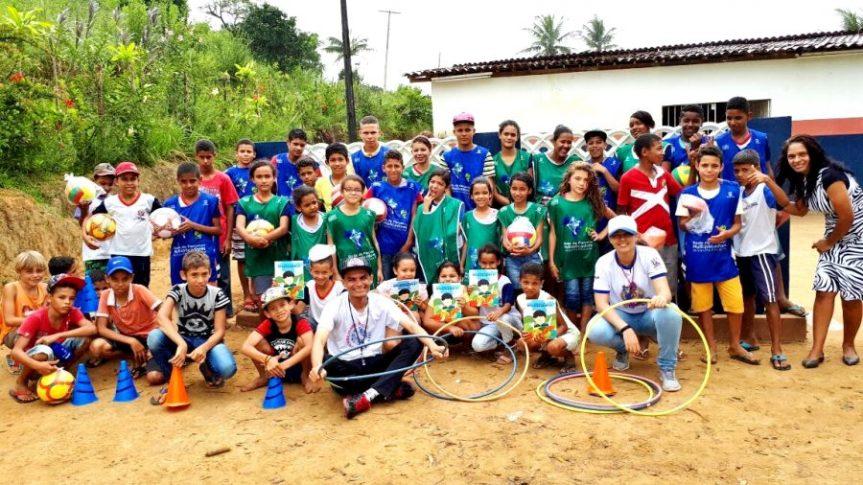 Kis Esportivos já estimulam atividades entre osalunos