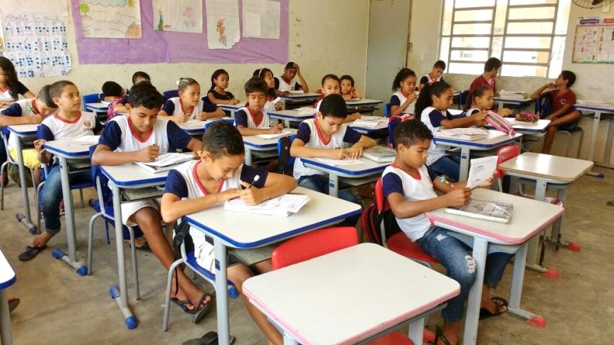 Escolas municipais realizam testessimulados
