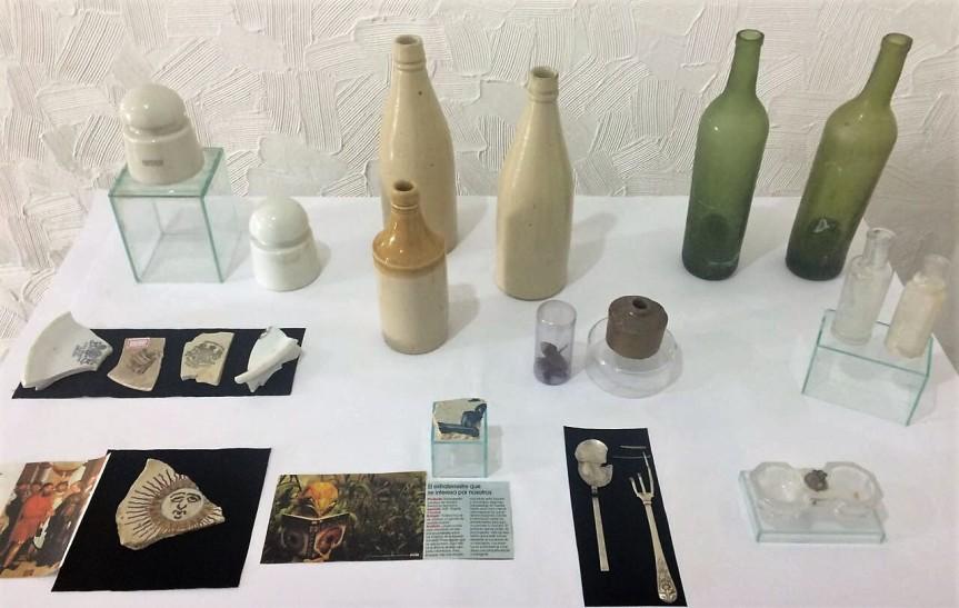 1ª Mostra Arqueológica do Museu CíceroDias