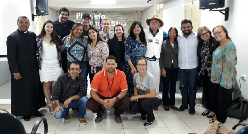 Entidades se unem na defesa do patrimônio cultural deEscada