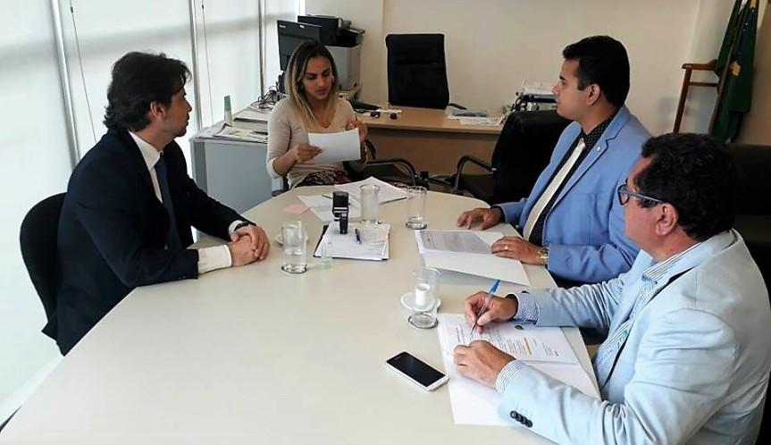 Agenda do Secretário inclui visita ao Ministério dos Esportes, emBrasília