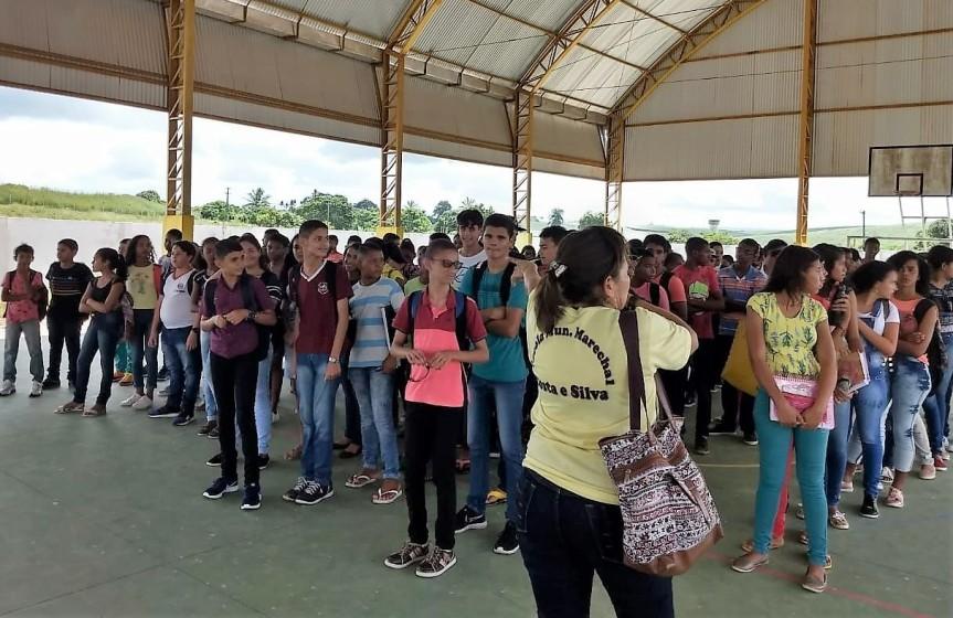 Nova Escola do município receberá nome de CíceroDias