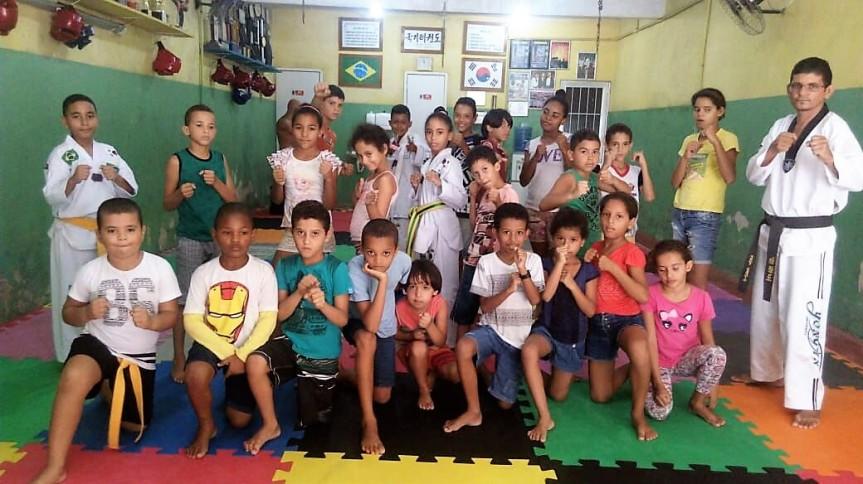 Novo Mais Educação amplia horizonte das crianças emEscada