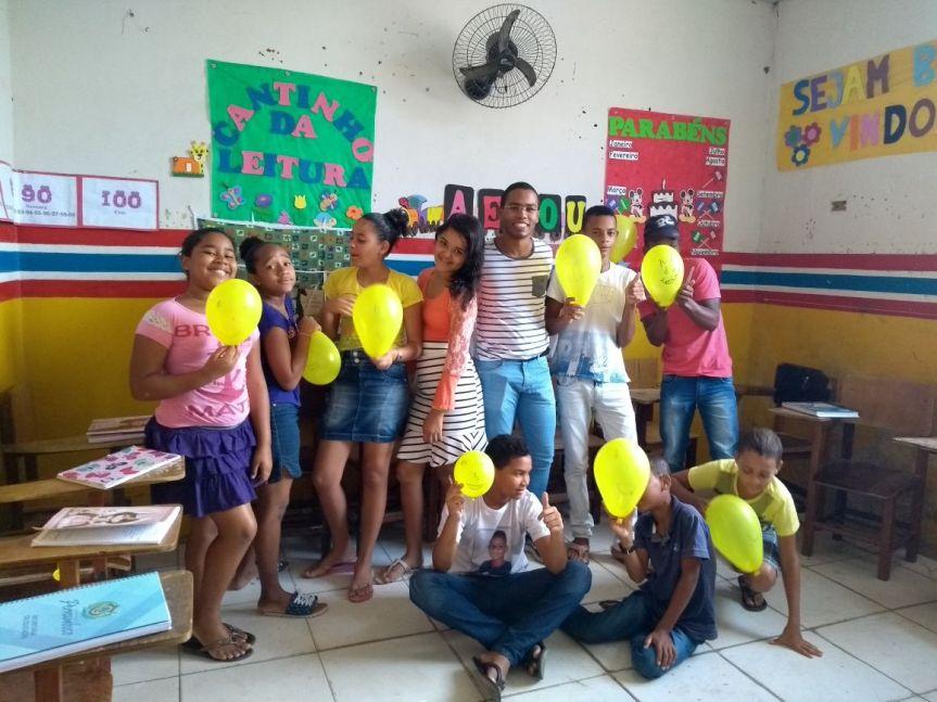 Bingo Numérico motiva alunos da UsinaBarão