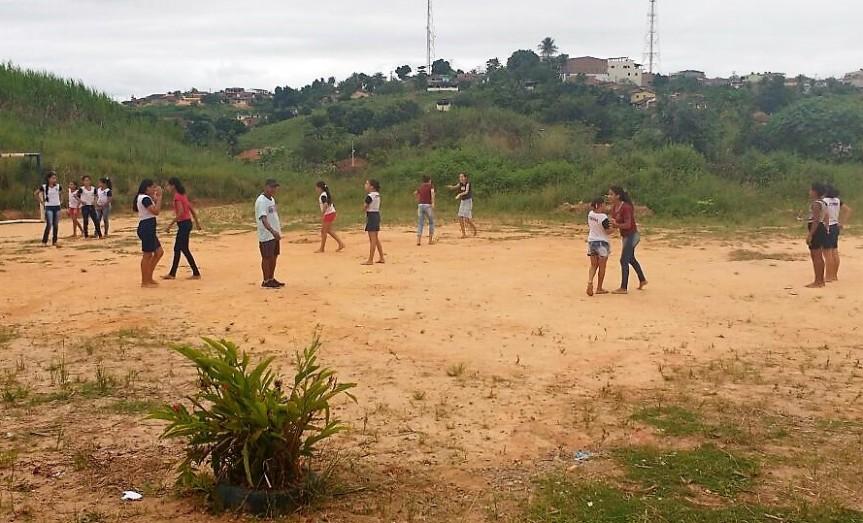 Esporte e capoeira presentes no Novo MaisEducação