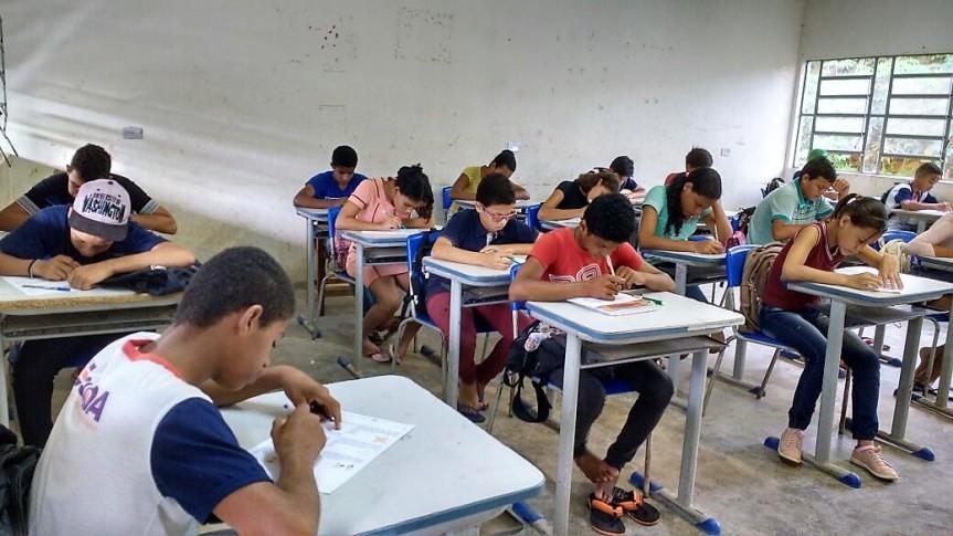 Simulado prepara alunos para 14ªOBMEP