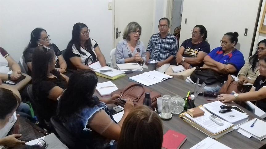 Educação reúne gestores para avaliação do momentoatual