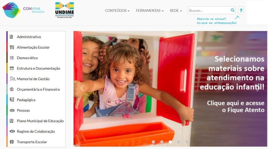 Prefeitura de Escada adere à Plataforma ConvivaEducação