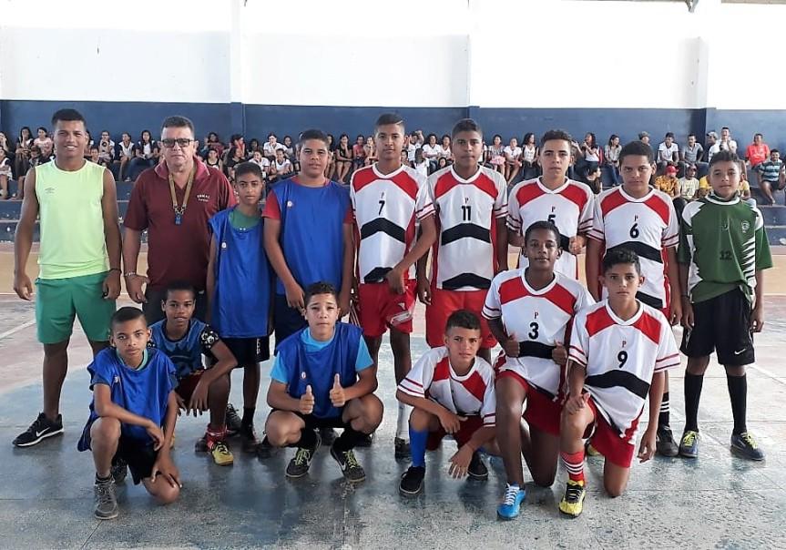 Torneio de Futsal integra escola e comunidade deFrexeiras