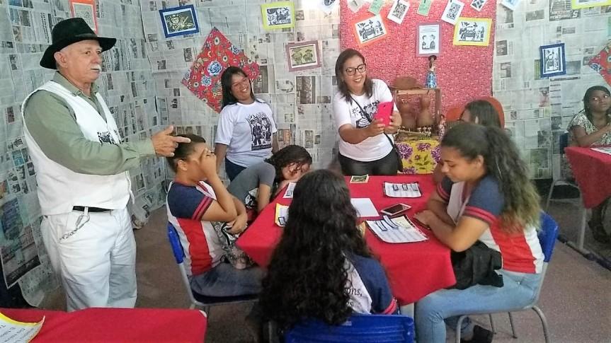 Dezenas de atividades marcam a semana nas escolas da redemunicipal