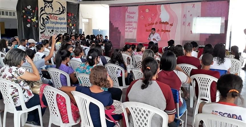 Trabalhos de Pesquisa qualificam apresentações na Escola Barão deSuassuna