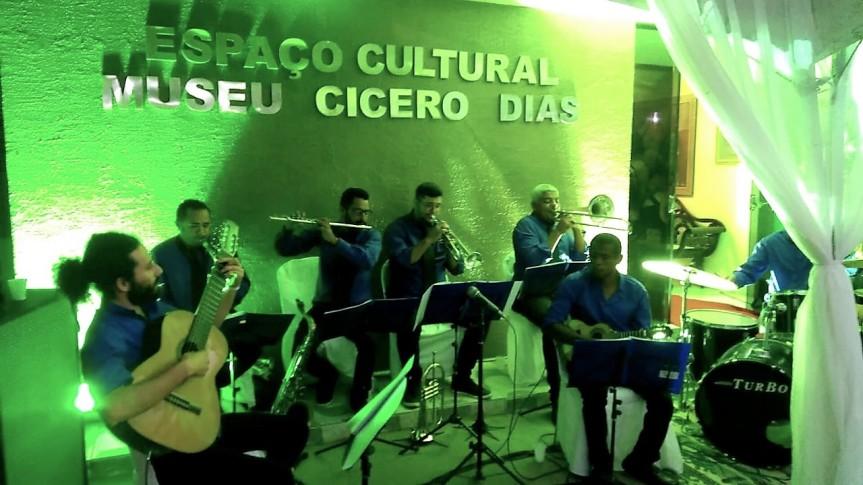 Museu Cícero Dias realiza sua última cerimônia em2018