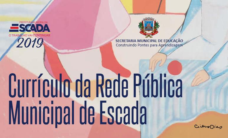 SEDUC/Escada lança versão preliminar do CurrículoMunicipal