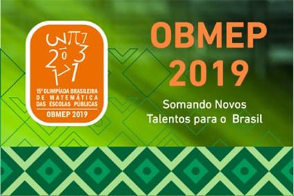 Inscrições para 15ª OBMEP seguem até 15 demarço