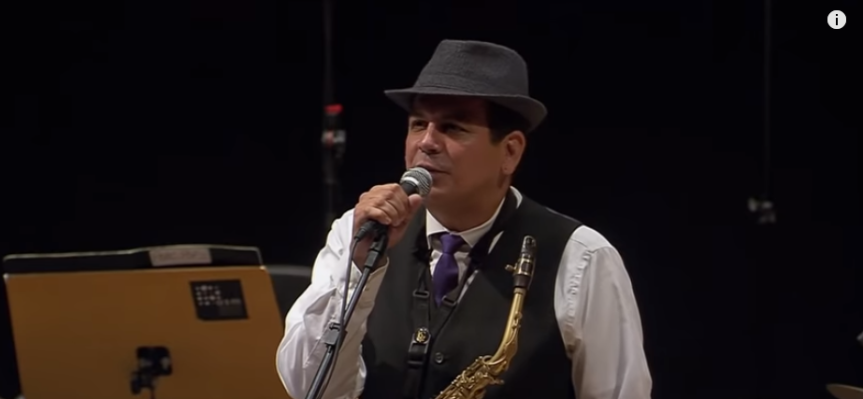 Em show-aula, o Maestro Spok destaca a história dofrevo