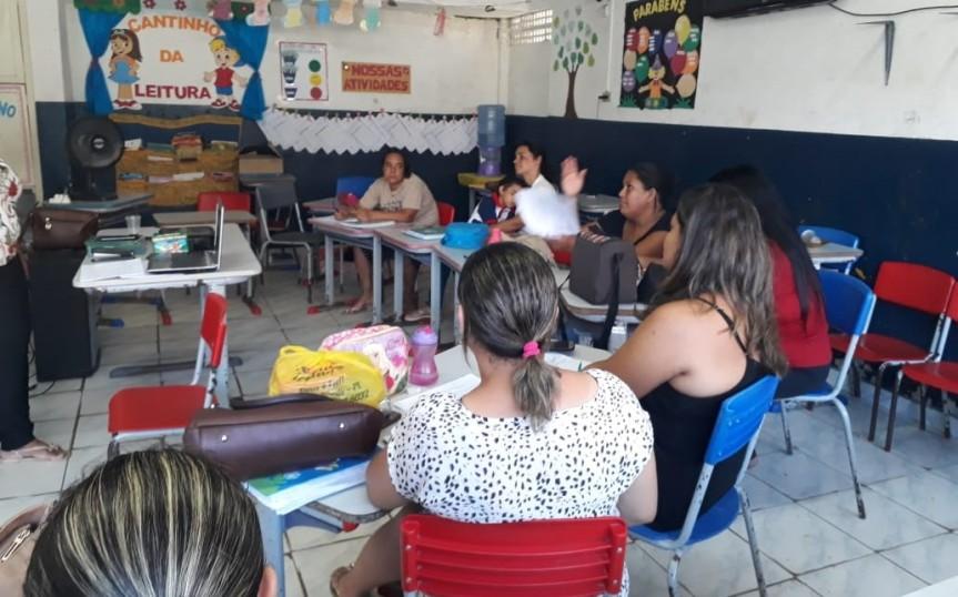 Coordenadores e professores planejam I Bimestre Letivo2019