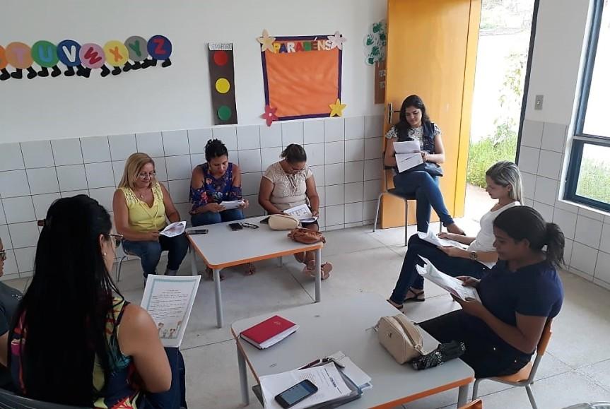 SEDUC e Escolas Municipais em Escada já planejam o póscarnaval