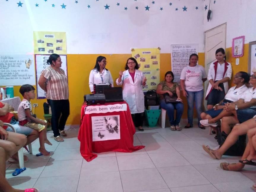 Escola Costa e Silva garante atendimento especial àsmulheres