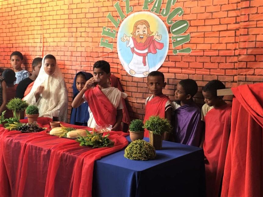 Escolas da Rede Pública Municipal celebram aPáscoa