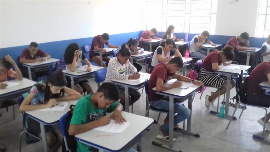 Escolas do município avaliam desempenho no IBimestre