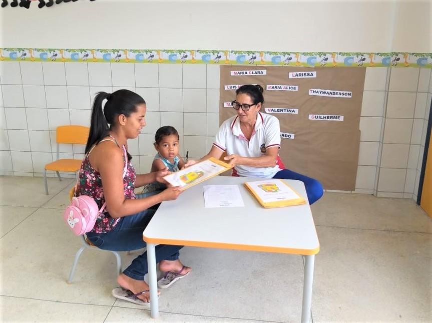 Plantões Pedagógicos analisam desempenho dosalunos