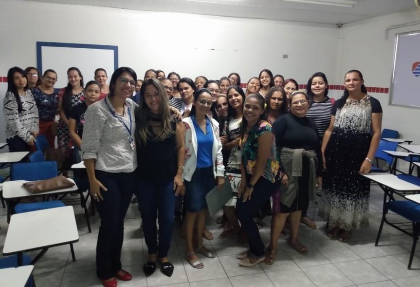 Professores participam de formação sobre EducaçãoInclusiva