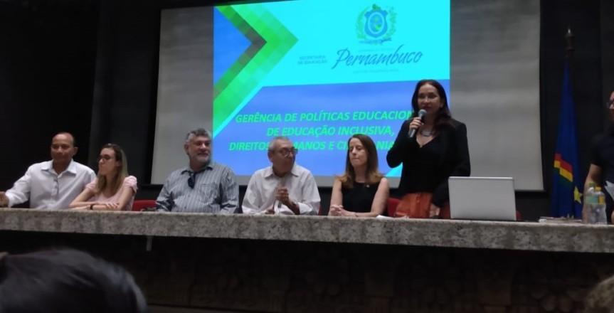 Escada participa da Semana da Pessoa comDeficiência