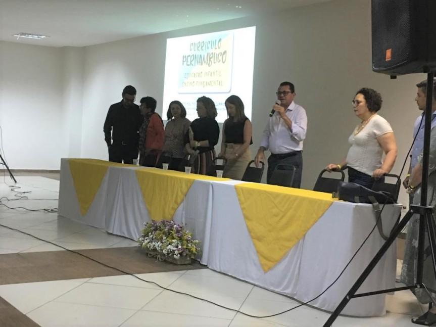 Secretário participa de abertura de Encontro sobreCurrículo