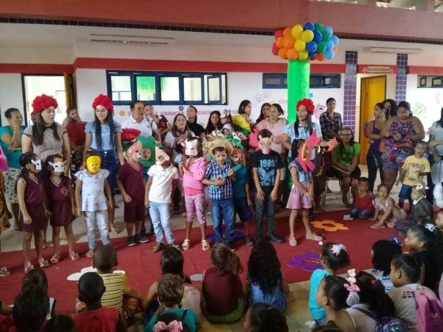 Folclore, Educação Infantil e Inclusiva marcaram a semana emEscada