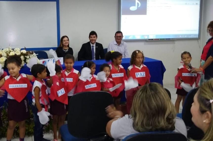 I Fórum de Gestão Escolar quer mais humanização no ambienteescolar