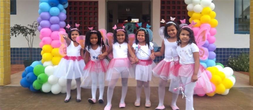 Semana da Educação Infantil destaca importância dosCEMEI's