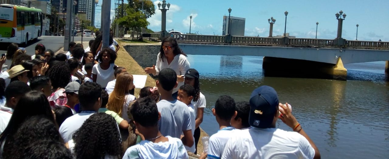 Excursões ao Recife - Escada - John Kennedy