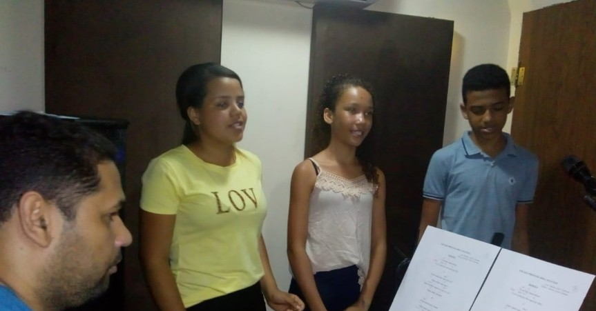 Ensaios já preparam alunos para a Grande Final do dia25