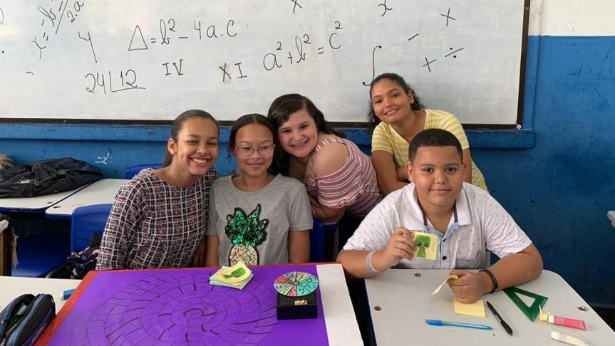 Jogos Matemáticos desafiam e estimulam a aprendizagem emsala