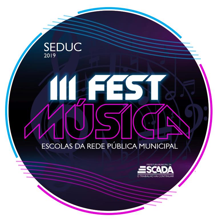 III Festival Estudantil de Música em Escada já tem suas 10finalistas