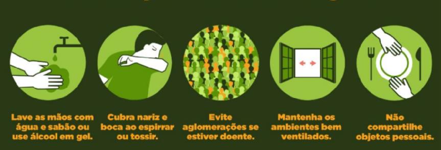 SEDUC/Escada fará palestra sobre prevenção doCoronavírus