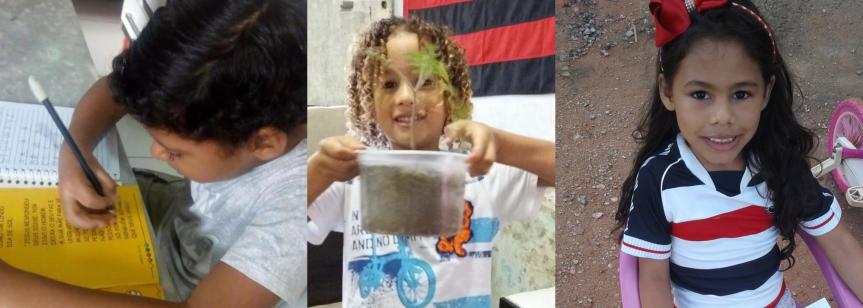 Atividades remotas voltam ao dia a dia de famílias, professores eestudantes