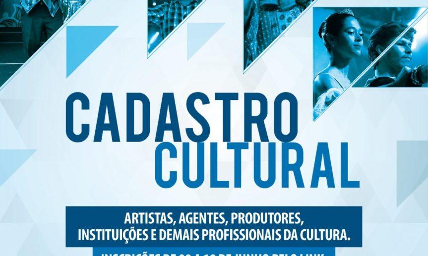 SEDUC/Escada lança Cadastro Cultural nesta quinta-feira(23)