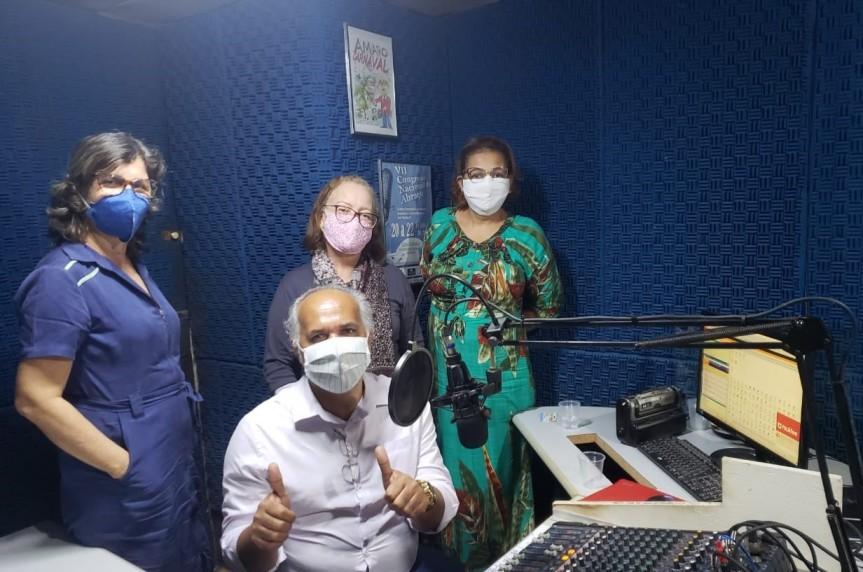 SEDUC/Escada participa de entrevista na Rádio DigitalFM