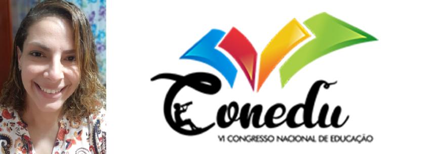 Professora da Rede Municipal participará de Congresso deEducação